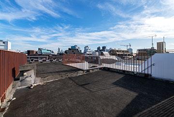屋上を活用するリフォーム