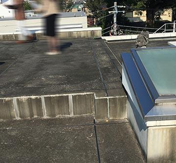 屋上を有効利用したリフォーム