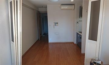 1DKのマンションリフォーム