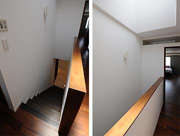 廊下・階段の閉塞感を改善したい