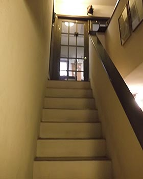 コンクリート住宅階段のリフォーム