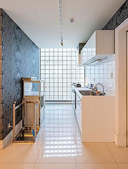 バスルームの拡張