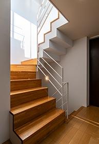 階段リフォーム(クラシカルモダン)